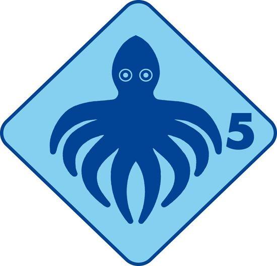 Bild von Schwimmkurs Tintenfisch